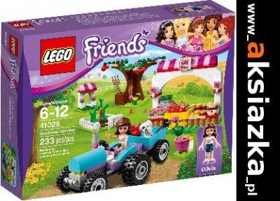 Lego Friends 41026 Owocowe Zbiory Sklepy Kraków 6336408225