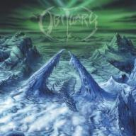 {{{ LP OBITUARY - FROZEN IN TIME 180g folia expres