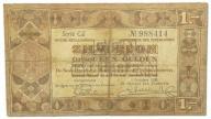 34.Holandia, 1 Gulden 1938, P.61, St.3
