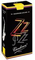 VANDOREN JAZZ ZZ 2.5- saks. altowy (paczka ) | 228