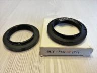 Adapter bagnet Olympus 4/3 na M42 z potwierdzeniem