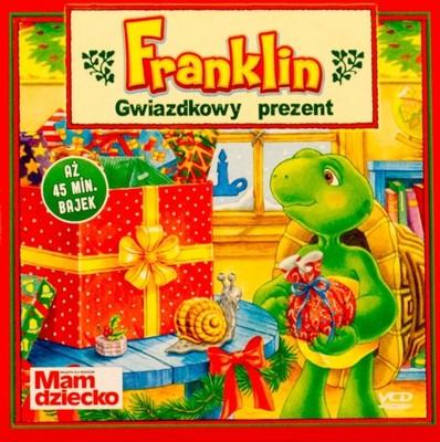 Znalezione obrazy dla zapytania franklin gwiazdkowy prezent bajka animowana