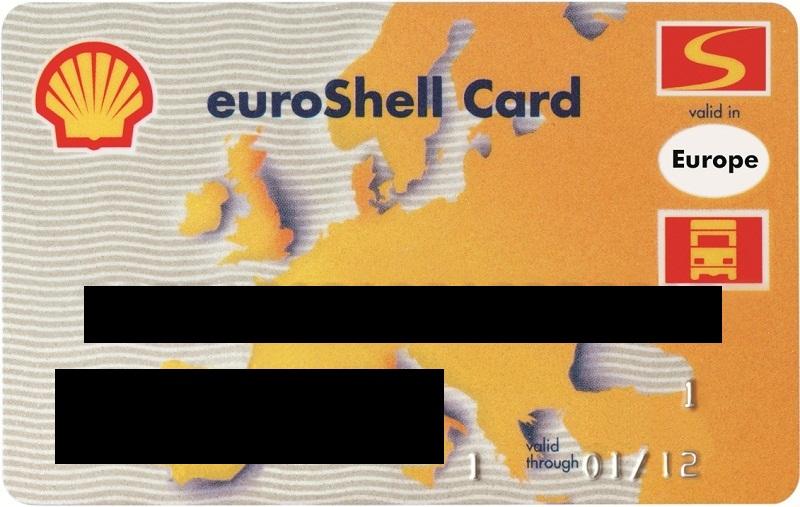 Karta Shell 7070825166 Oficjalne Archiwum Allegro
