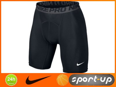 767ca65ab NIKE Spodenki COOL COMPRESSION 6 SHORT L - 183 - 6204714231 ...