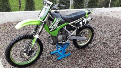 Kawasaki Kx 85 2007 6849152068 Oficjalne Archiwum Allegro