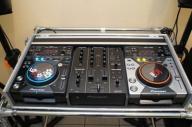 2 x PIONEER CDJ 400 DJM 350 CASE GWARANCJA