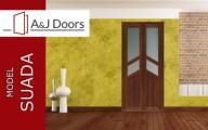 Drzwi składane - łamane SUADA 2 WYPRZEDAŻ -Tanio