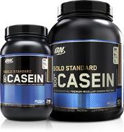 ON OPTIMUM 100% Casein GOLD STANDARD 0,9kg Data