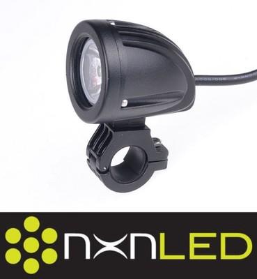 LAMPA DALEKOSIĘŻNA SPOT HALOGEN LED CREE 10W MOTO