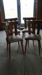 uzywane krzesła debowe allegro