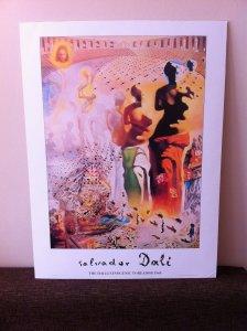 Plakat Salvador Dalihallucinogenic Torreador60x80