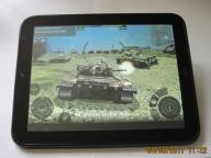 SAMURAI 10'' IPS, 1/16 GB, 2x1,6GHz, gry 3D