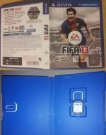 PS VITA SONY PLAYSTATION GRA FIFA 2013 ORYGINALNA!