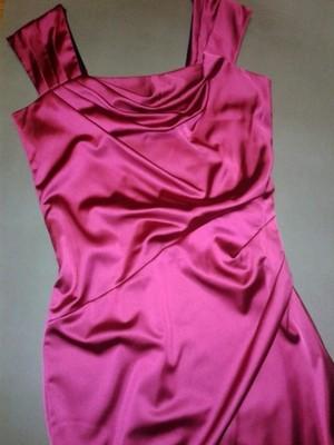 df6f5460d6 Modern Line sukienka wieczorowa neonowa r.42 - 6719610828 ...