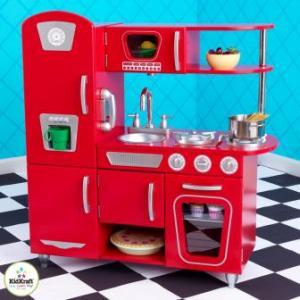 Kuchnia Czerwona Retro Kidkraft Wonder Toy 2508848790