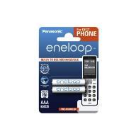 PANASONIC ENELOOP AAA 750 2BP DECT PHONES