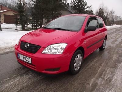 Toyota Corolla 14i Tylko 106 Tyskm Nowe Opony At 6724704720