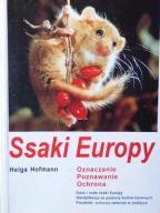 Ssaki Europy Oznaczanie Poznawanie Oc... - Hofmann
