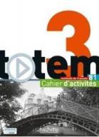 Totem 3 zeszyt ćwiczeń +CD HACHETTE - Corina B