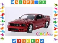 WELLY SALEEN S281 E MUSTANG 2007 (RED) SKALA 1:18