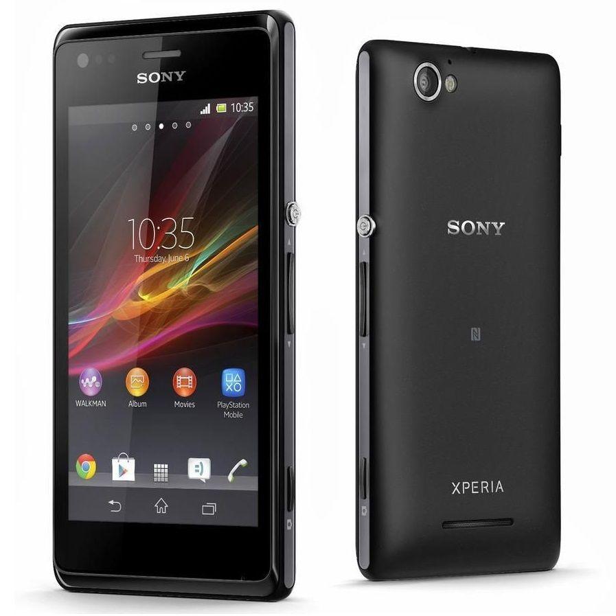 Sony Xperia M C1905 Czarny 7015384449 Oficjalne Archiwum Allegro