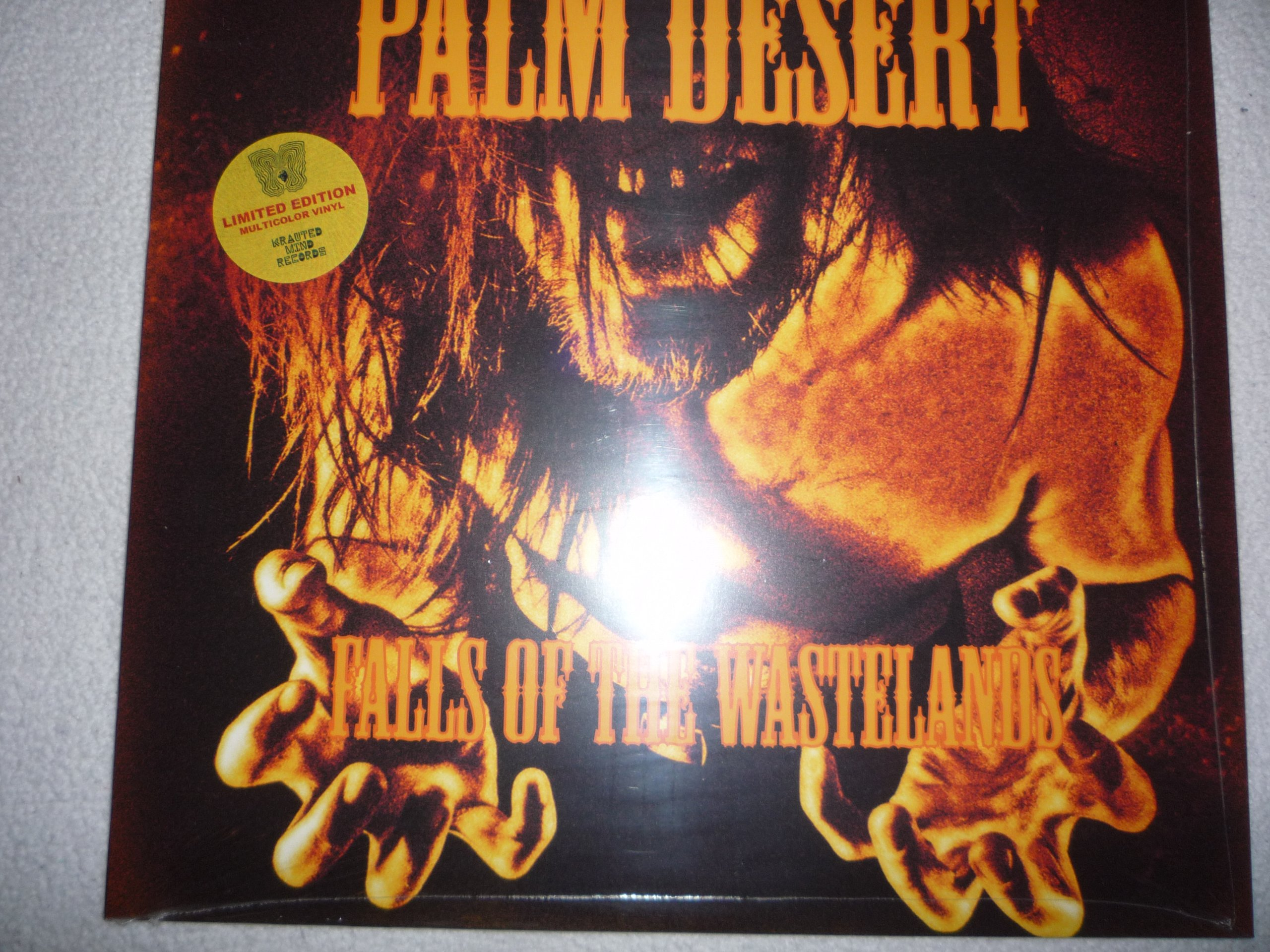 Palm Desert 4xLP stoner rock metal