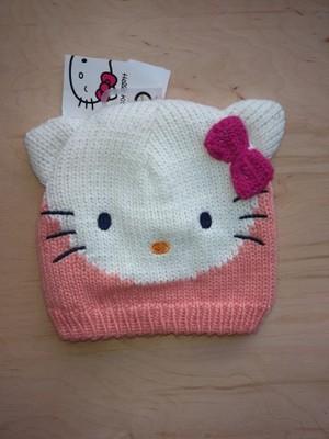 C&A śliczna czapka HELLO KITTY 128