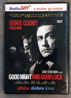 GOOD NIGHT AND GOOD LUCK Oskary Globy Clooney