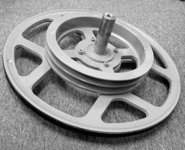 Cudowna Koła trakowe napędowe, koło do traka, trak taśmowy - 6077536562 PE07