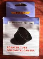 Adapter do Panasonic FZ 18 58 mm