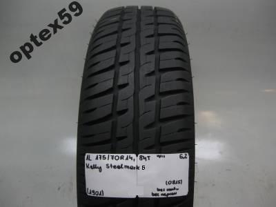 1L 175/70R14 Kelly Steelmark 5 1901 6,2