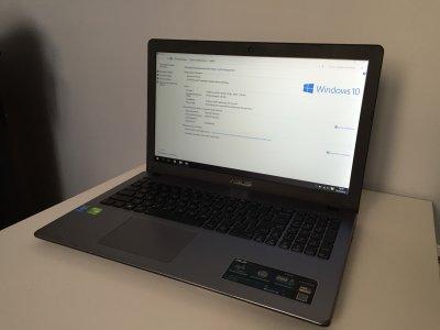 Laptop Asus F550L i5-4210 / 8GB RAM / GT840M / 1TB