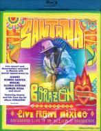 SANTANA Corazon Live From Mexico BLU-RAY Folia
