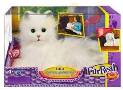 Interaktywny Biały Kot Furreal 89987 4055959779 Oficjalne