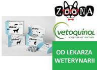 Vetoquinol Zylkene 450 mg 10 kapsułek + GRATIS