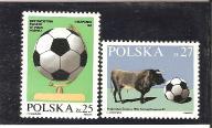 POLSKA Sport Fi 2664 - 65 MŚ w HISZPANII