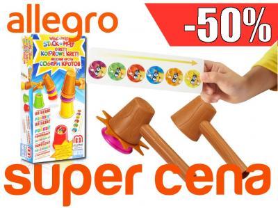 Mattel Gra O Rety Kolorowe Krety Kubeczki Bfv27 5832124105 Oficjalne Archiwum Allegro