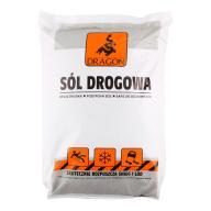 Sól drogowa DRAGON 25kg