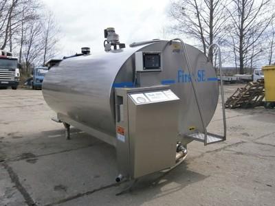 Schladzalnik Zbiornik Do Mleka Serap 2 500 L 6994925818 Oficjalne Archiwum Allegro