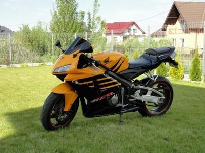 Limitowana Honda Cbr 600 Rr 15 Tys Km Jak Nowa 6828020275 Oficjalne Archiwum Allegro