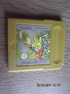 Pokemon Gold Version GameBoy UNIKAT
