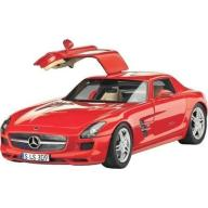 Mercedes SLS AMG model do sklejania Revell 1:24