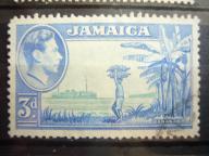 Kol GB Jamajka kas KGVI 1938 pictorial - 3d