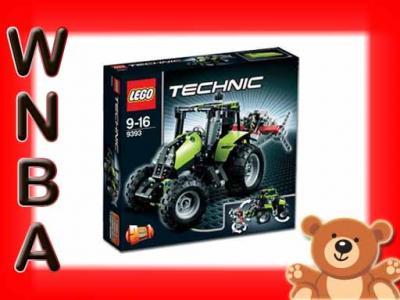 Klocki Lego Technic 2w1 Traktor 9393 Nowość 2012 2938373820