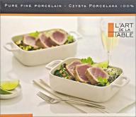 Formy do pieczenia do zapiekanek L'art De La Table