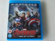 AVENGERS - AGE OF ULTRON BLU-RAY DISC UK IDEAŁ