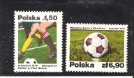 POLSKA Sport MŚ w ARGENTYNIE 1978r.