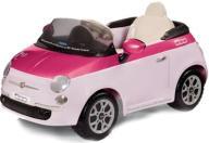 Peg Perego samochód na akumualtor 6V Fiat500 AUTO