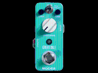 MOOER MOD-1 Green Mile Overdrive Pedal