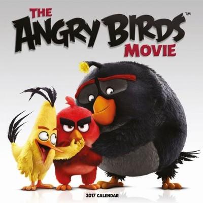 ANGRY BIRDS FILM - oficjalny kalendarz 2017